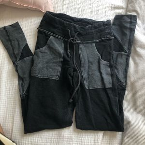Free people joggers/sweatpants/leggings